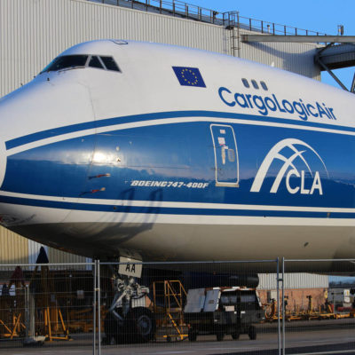 British Cargo Airline, CARGOLOGICAIR, increases scheduled operations with new London-Dubai-Hongkong service