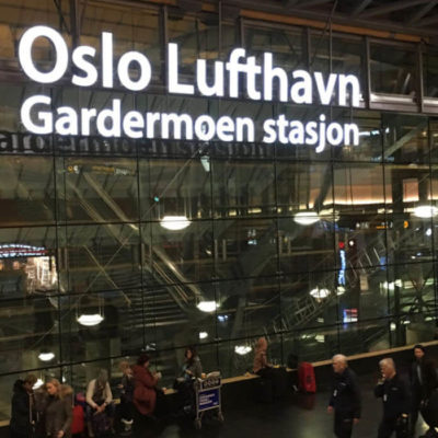 Oslo Airport in a strong position with 32% growth