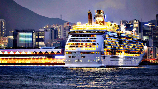 Worldwide cruise terminals 'Highly Recommended' for environmental commitment in Hong Kong