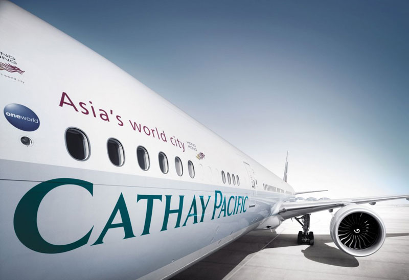 Cathay Pacific, Cathay Dragon report 6.7% cargo, mail growth in ...