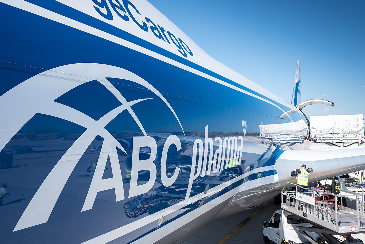AirBridgeCargo reconfirms its compliance with Cargo iQ's quality