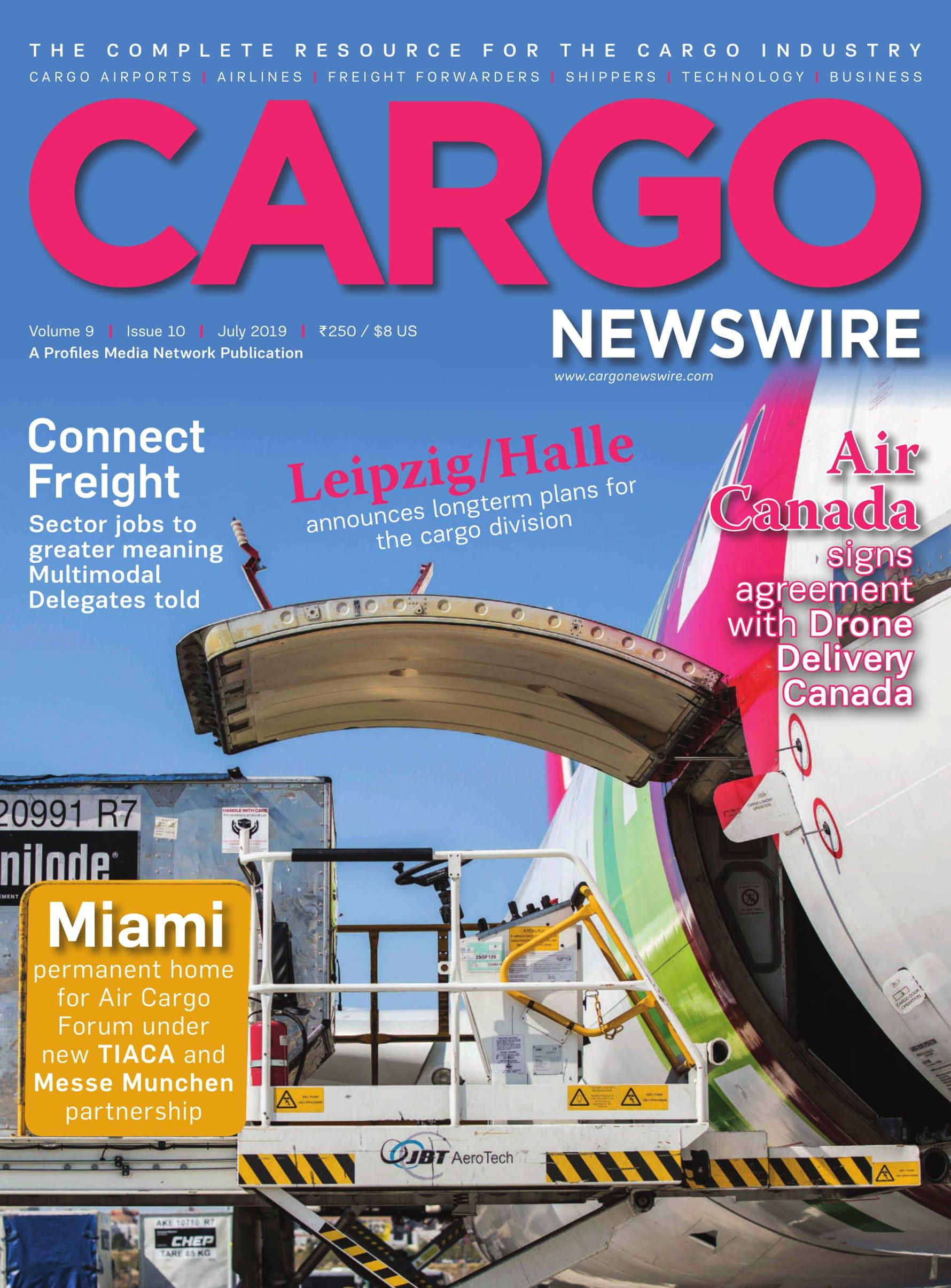 Homepage - Cargo Newswire - International Cargo Wire News